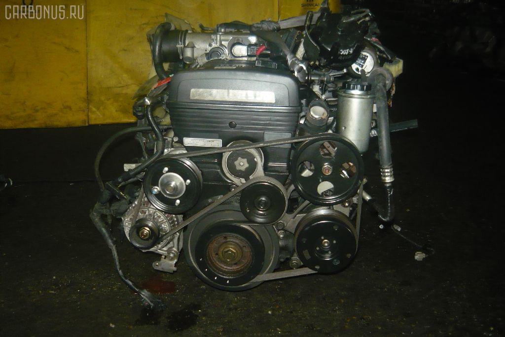 Двигатель TOYOTA CROWN JZS141 1JZ-GE. Фото 4