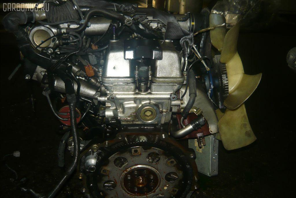 Двигатель TOYOTA CROWN JZS141 1JZ-GE. Фото 7