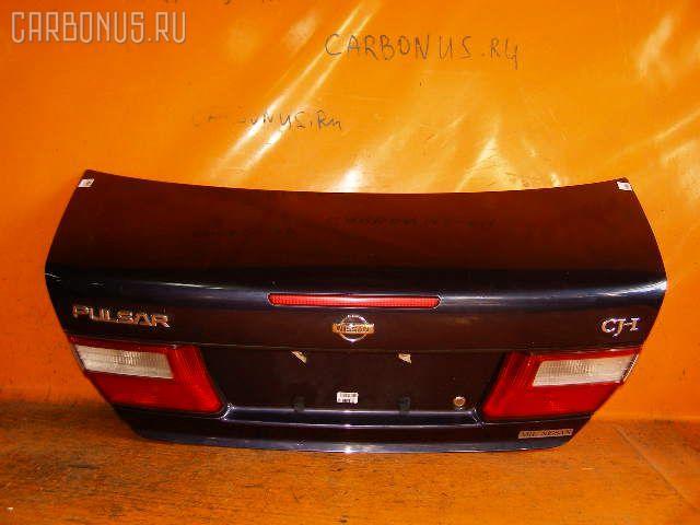 Крышка багажника NISSAN PULSAR FN15. Фото 2
