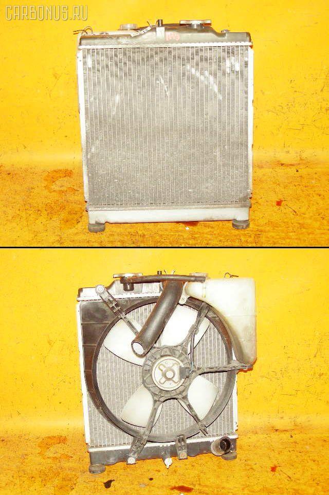 Радиатор ДВС HONDA DOMANI MB4 D16A. Фото 8