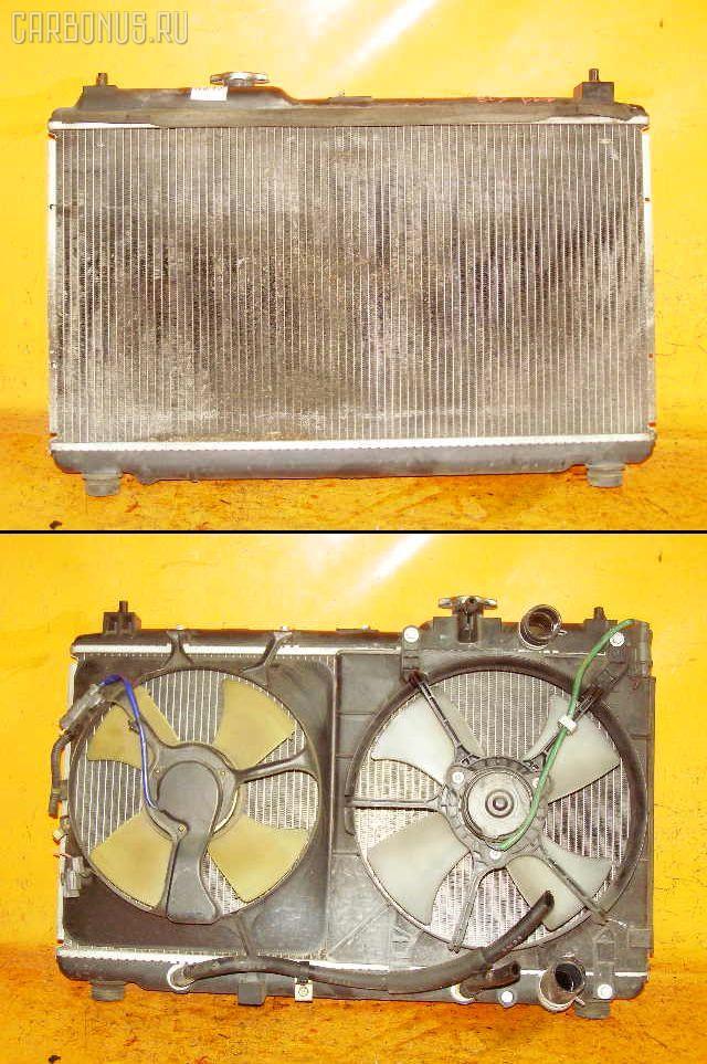 Радиатор ДВС HONDA ORTHIA EL3 B20B. Фото 1