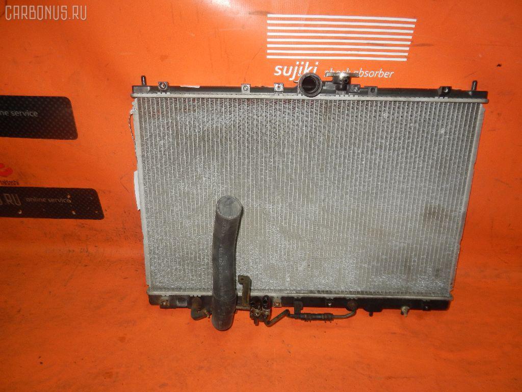 Радиатор ДВС MITSUBISHI CHARIOT GRANDIS N94W 4G64. Фото 4