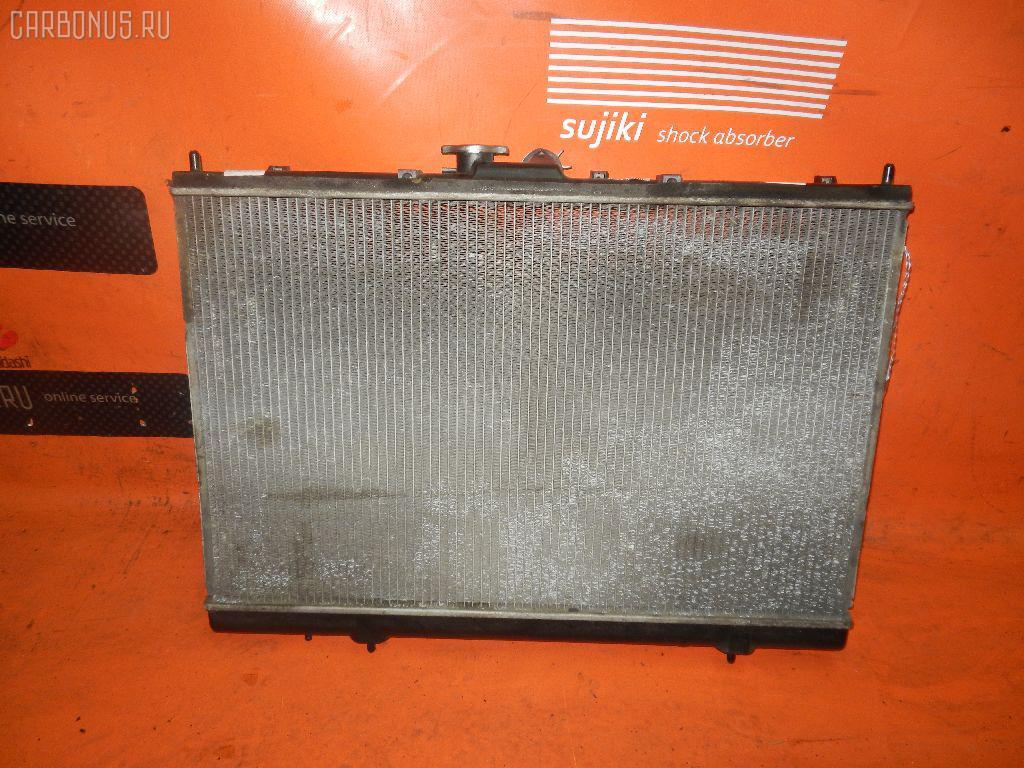 Радиатор ДВС MITSUBISHI CHARIOT GRANDIS N94W 4G64. Фото 5
