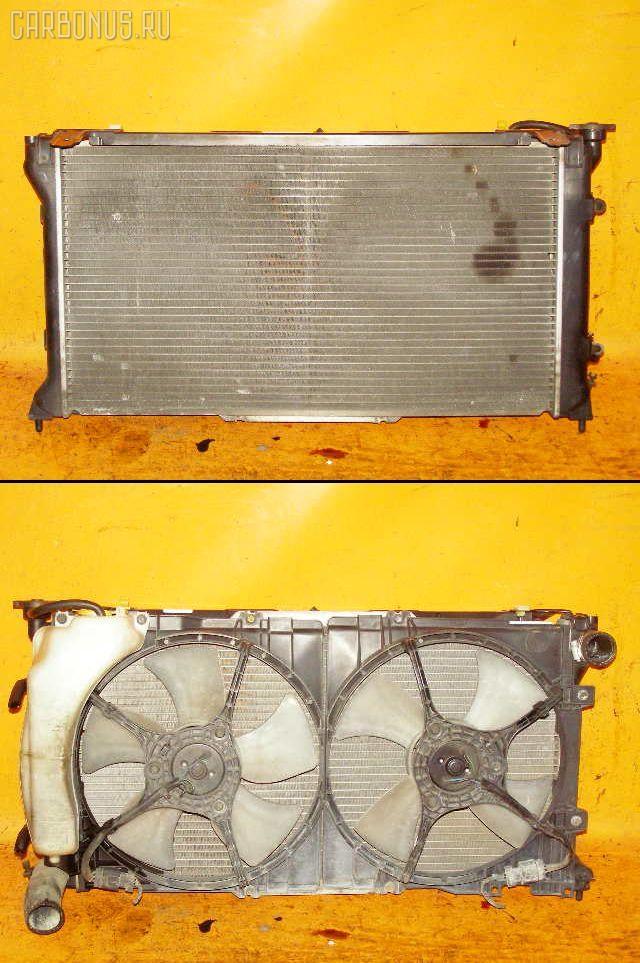 Радиатор ДВС SUBARU LEGACY WAGON BG3 EJ18. Фото 1