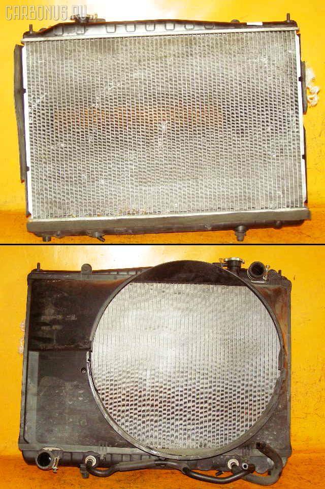 Радиатор ДВС NISSAN CEDRIC HY33 VQ30DET. Фото 2