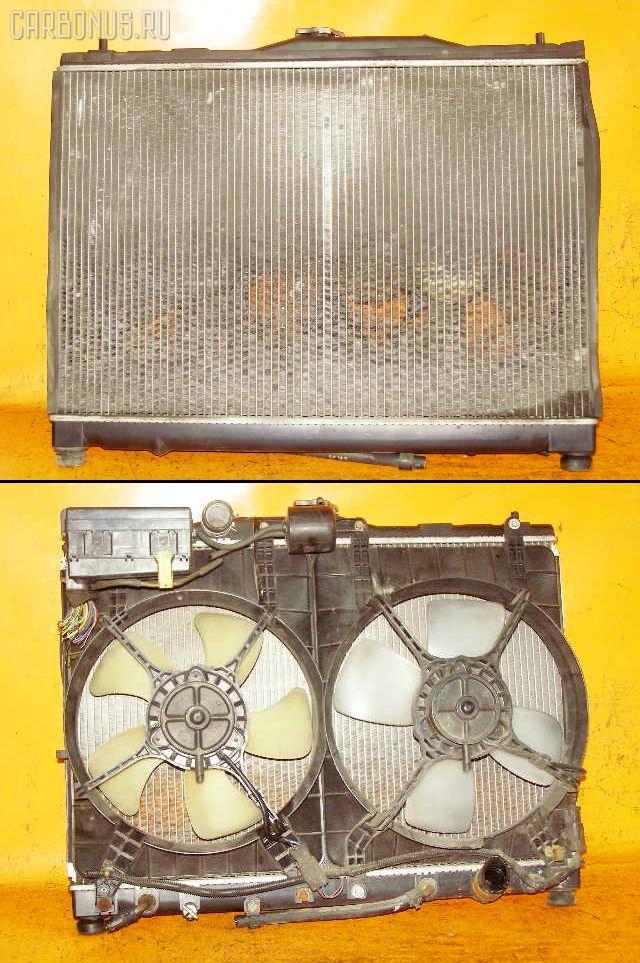Радиатор ДВС HONDA LEGEND KA9 C35A. Фото 7