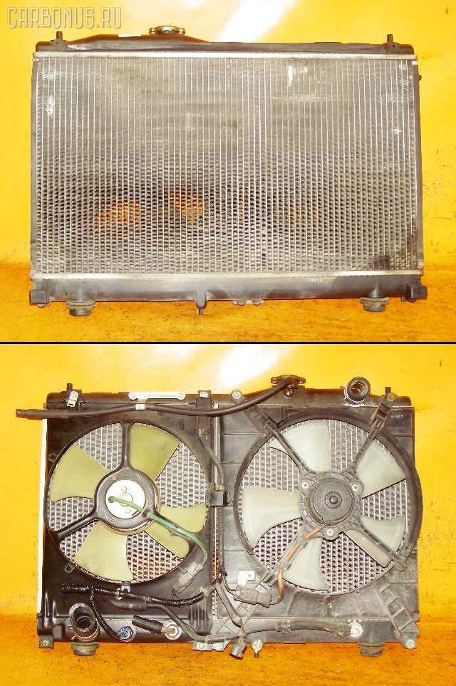Радиатор ДВС HONDA INSPIRE CC2 G25A. Фото 5