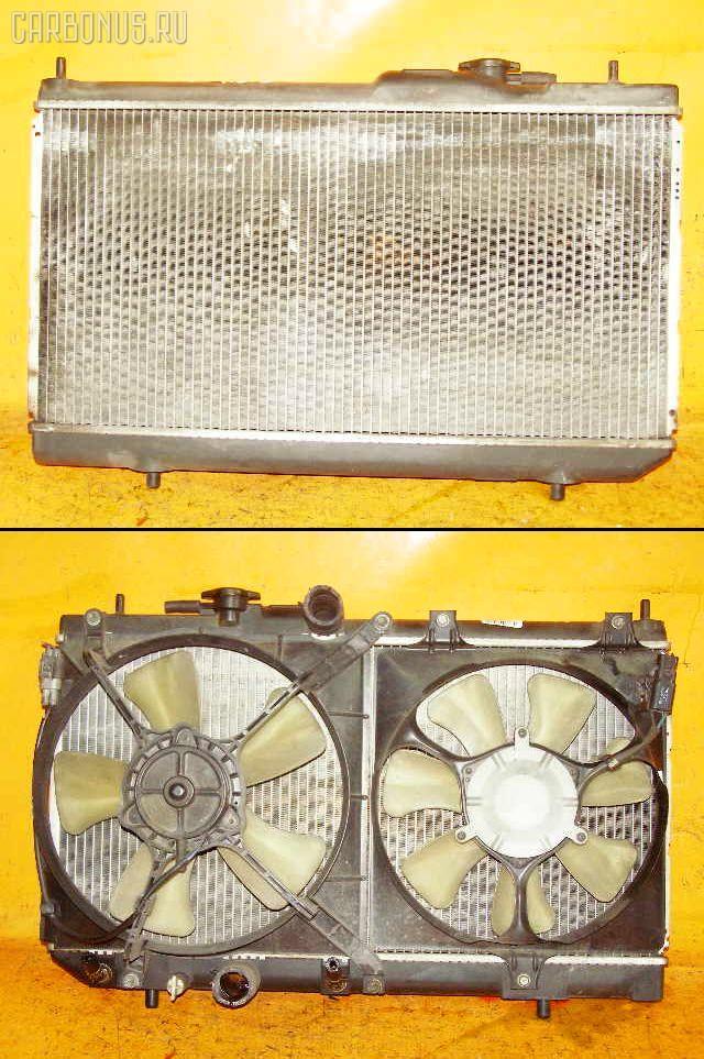 Радиатор ДВС DAIHATSU PYZAR G311G HD-EP. Фото 1