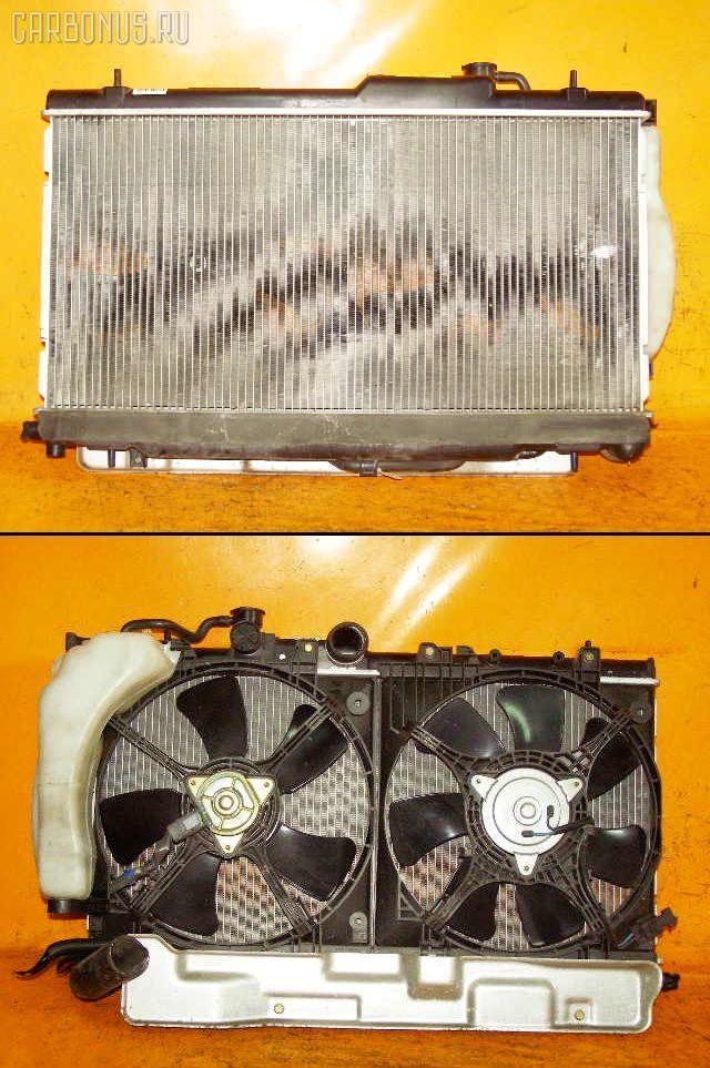 Радиатор ДВС SUBARU IMPREZA WAGON GG2 EJ15. Фото 5