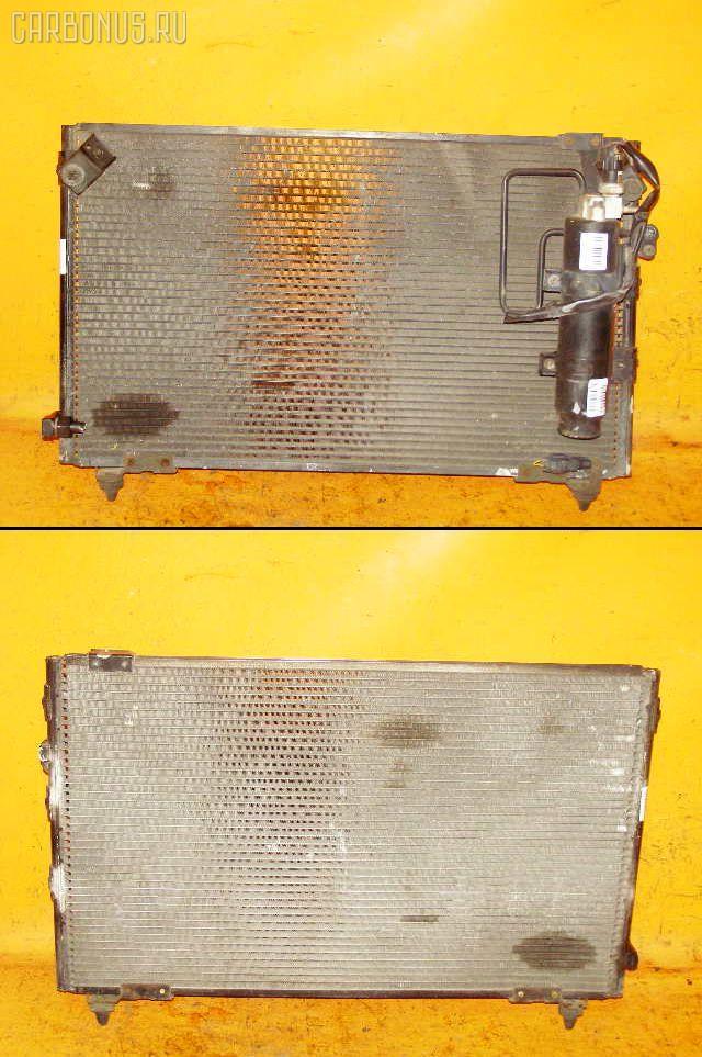 Радиатор кондиционера TOYOTA IPSUM SXM10G 3S-FE. Фото 3