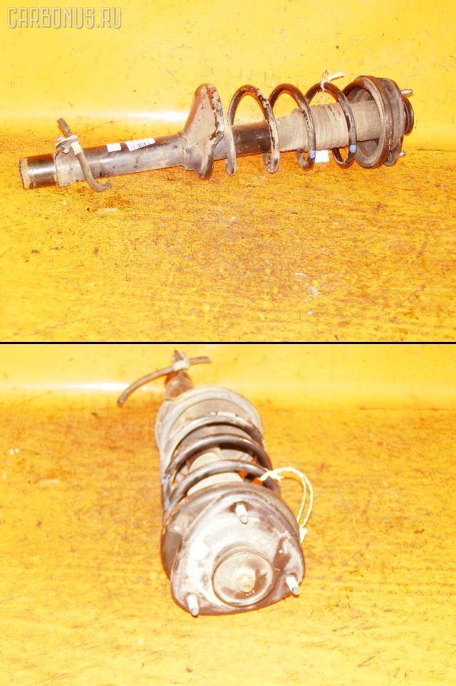 Стойка амортизатора HONDA HR-V GH3 D16A. Фото 11