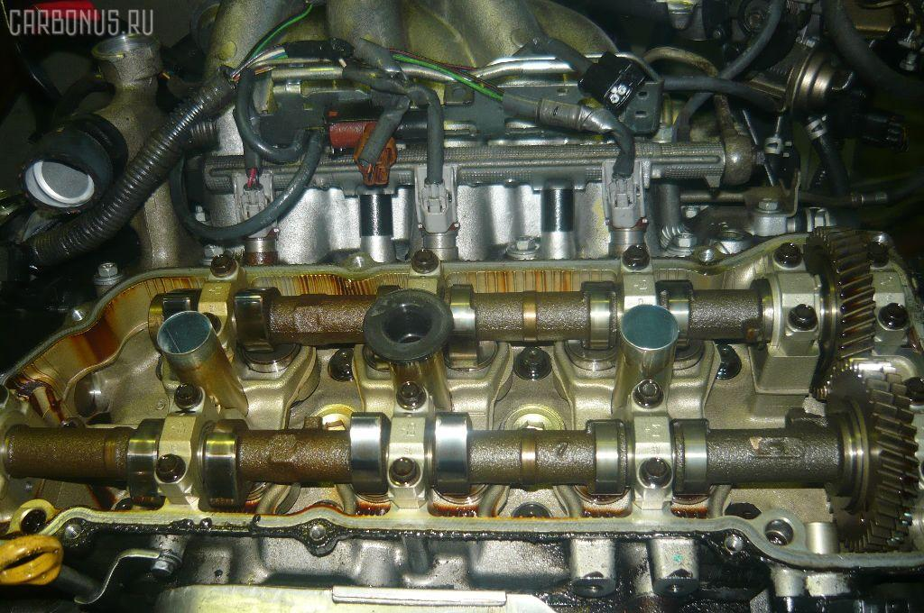 Двигатель TOYOTA MARK II QUALIS MCV21W 2MZ-FE. Фото 11