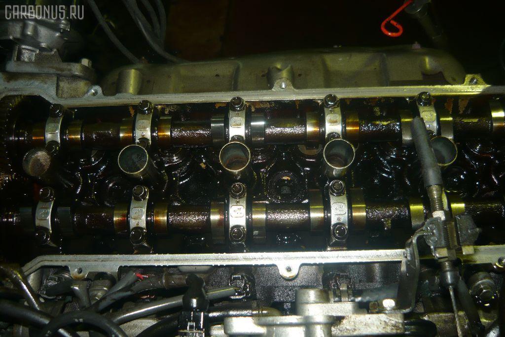 Двигатель TOYOTA GX90 1G-FE. Фото 6