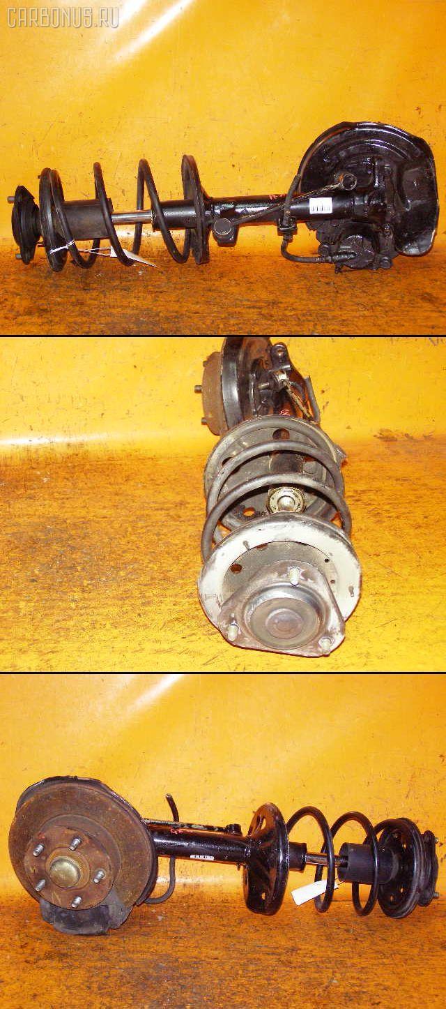 Стойка TOYOTA CHASER GX81 1G-FE. Фото 2