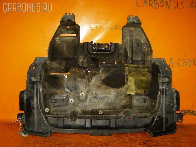 Защита двигателя SUBARU FORESTER SG5 EJ20. Фото 1