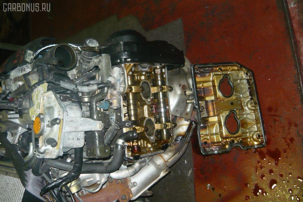 Двигатель SUBARU FORESTER SG5 EJ205-T. Фото 1
