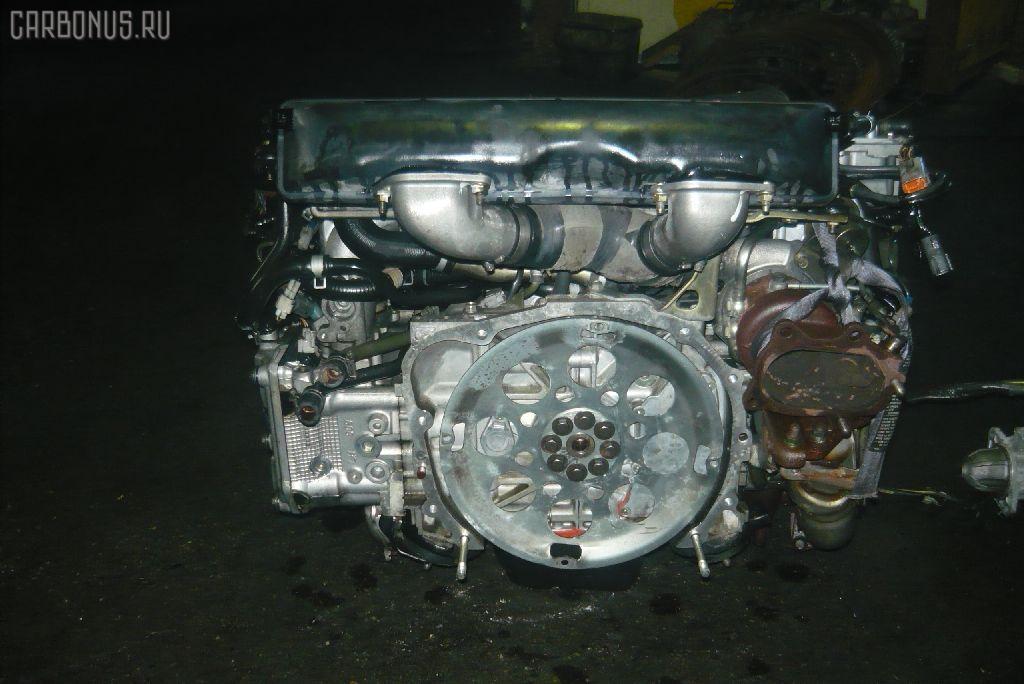 Двигатель SUBARU FORESTER SG5 EJ205-T. Фото 6