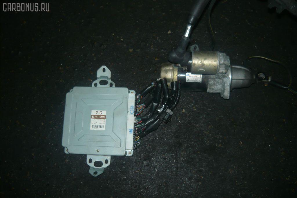 Двигатель SUBARU FORESTER SG5 EJ205-T. Фото 8