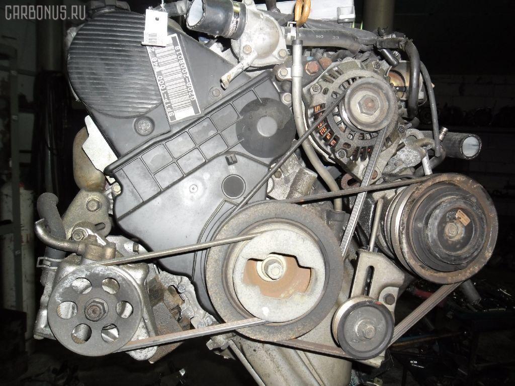 Двигатель HONDA INSPIRE UA1 G20A. Фото 1