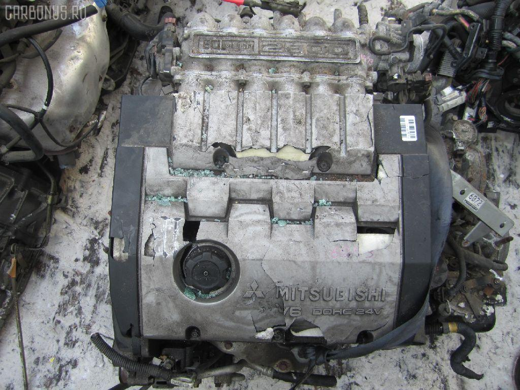 Двигатель MITSUBISHI DIAMANTE F41A 6G73. Фото 3
