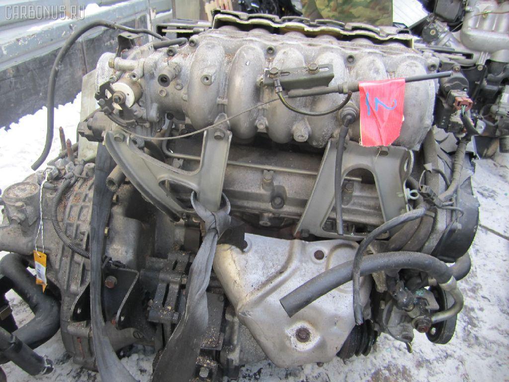 Двигатель MITSUBISHI DIAMANTE F41A 6G73. Фото 5