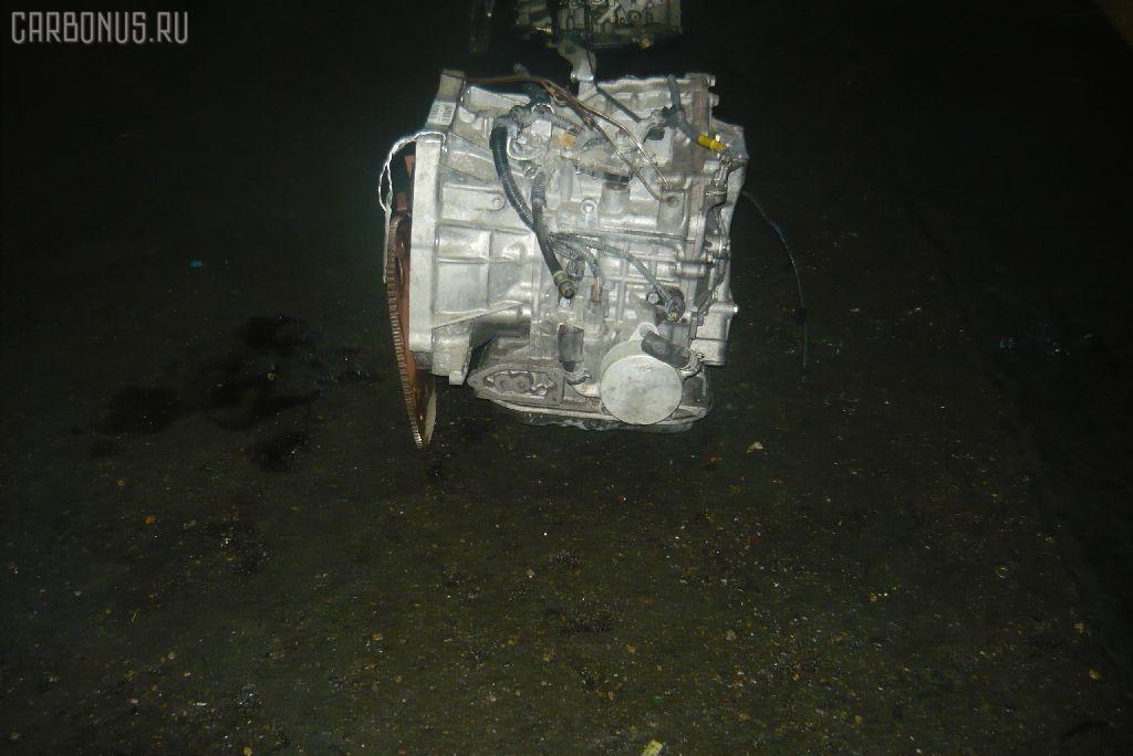 КПП автоматическая TOYOTA RACTIS SCP100 2SZ-FE. Фото 3