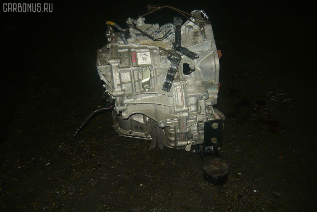 КПП автоматическая TOYOTA RACTIS SCP100 2SZ-FE. Фото 5
