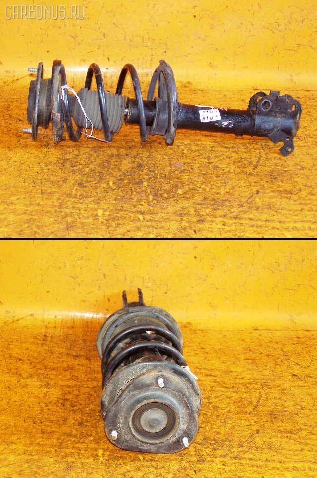 Стойка TOYOTA SPRINTER CARIB AE115G 7A-FE. Фото 4