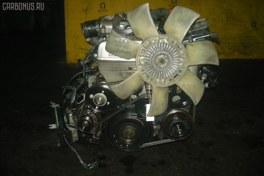 Двигатель TOYOTA CROWN JZS141 1JZ-GE. Фото 11