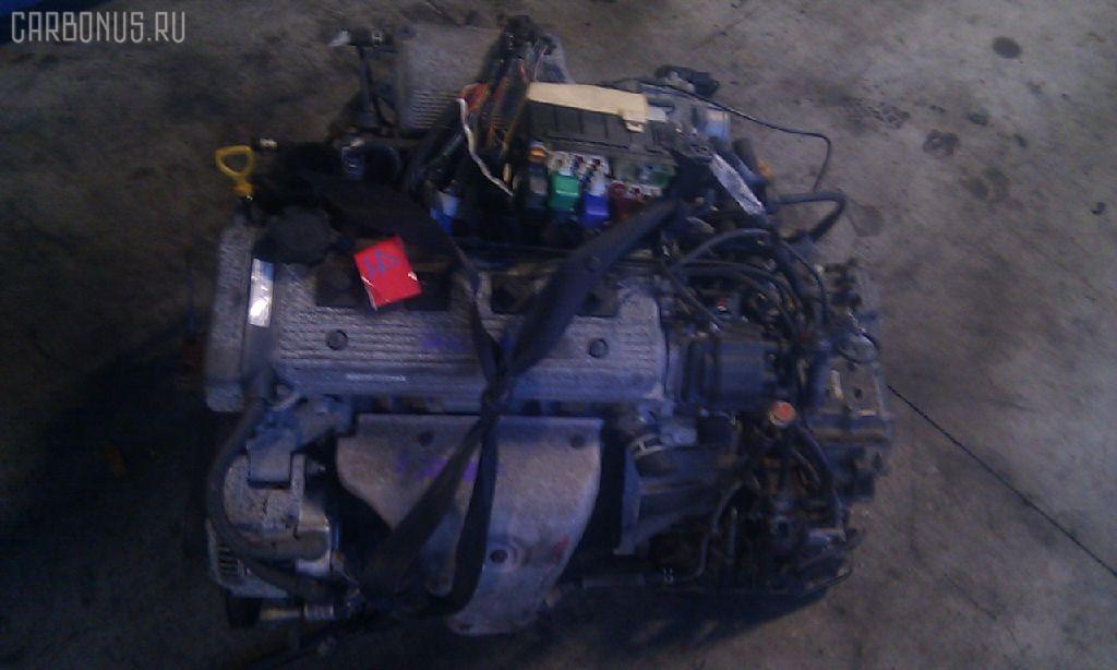 Двигатель TOYOTA SPRINTER CARIB AE115G 7A-FE. Фото 5