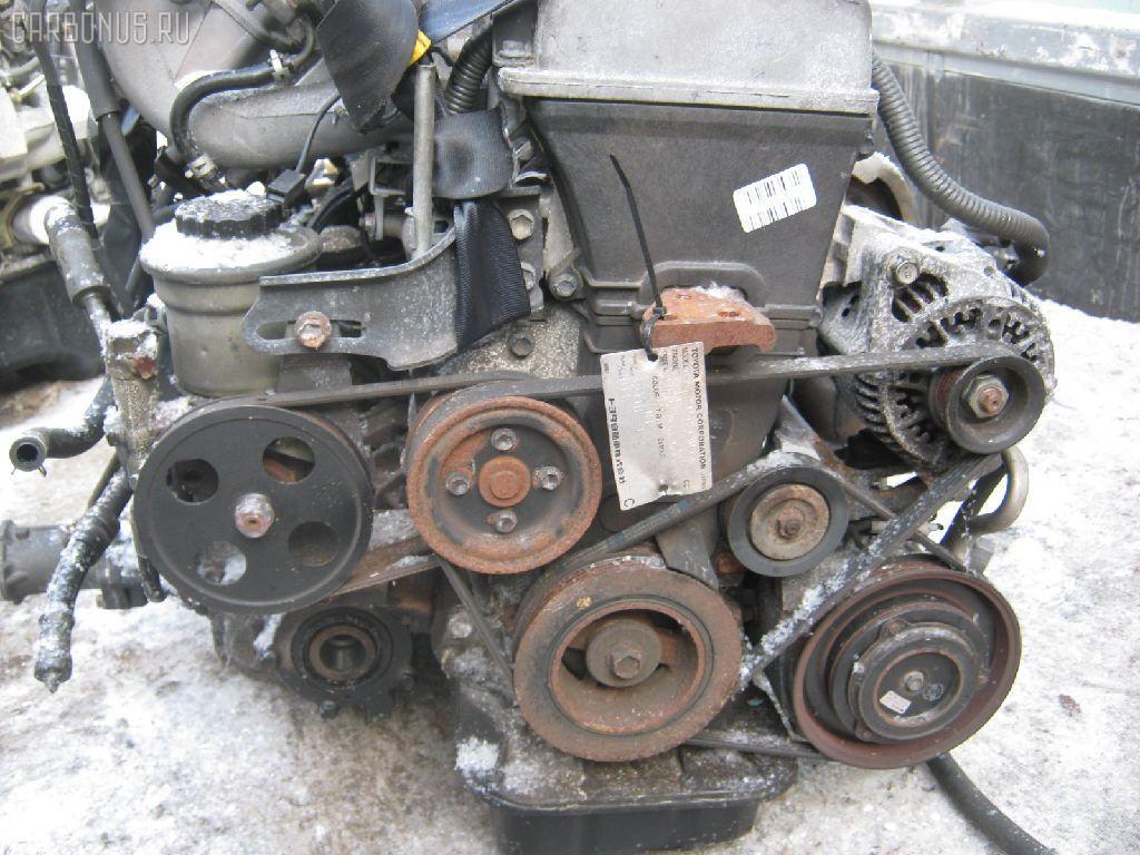 Двигатель TOYOTA SPRINTER CARIB AE115G 7A-FE. Фото 3