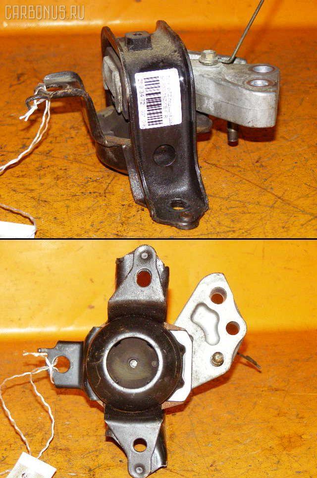 Подушка двигателя TOYOTA VITZ SCP10 1SZ-FE. Фото 3