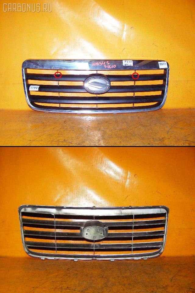 Решетка радиатора SUZUKI WAGON R SOLIO MA34S Фото 1
