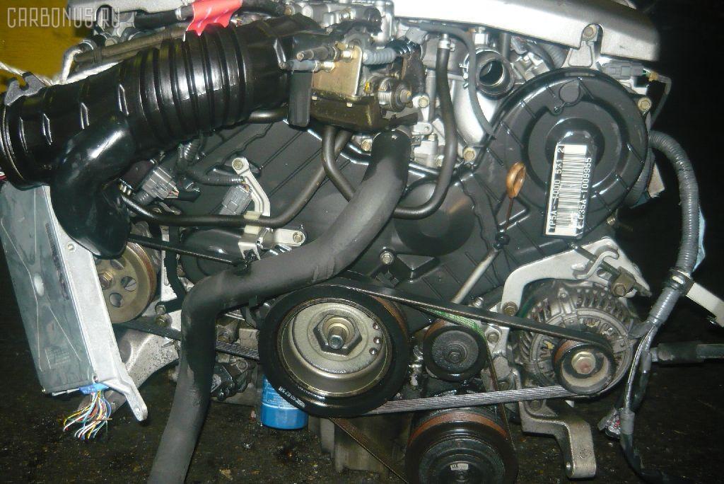 Двигатель HONDA LEGEND KA9 C35A. Фото 6