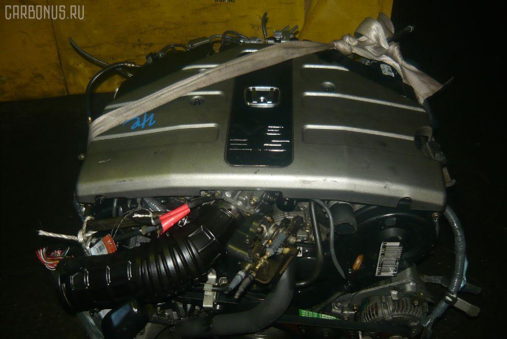 Двигатель HONDA LEGEND KA9 C35A. Фото 7