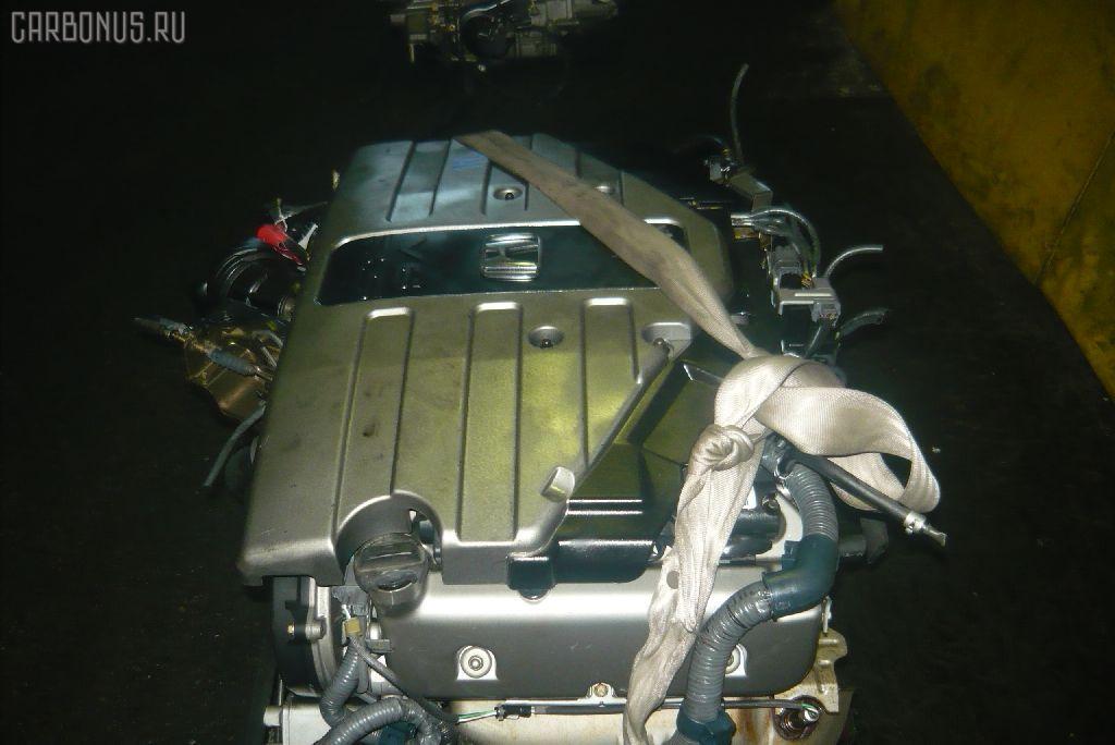 Двигатель HONDA LEGEND KA9 C35A. Фото 9