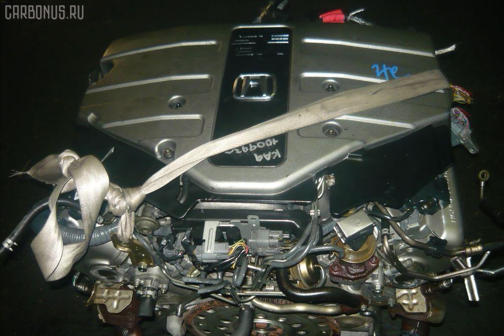 Двигатель HONDA LEGEND KA9 C35A. Фото 11