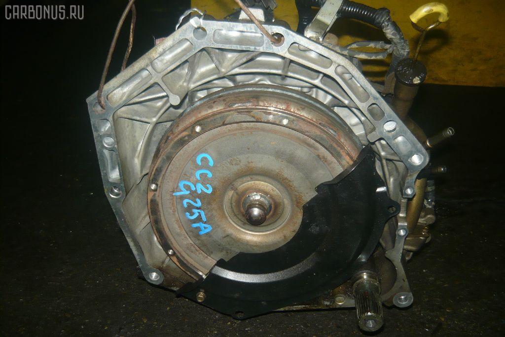 КПП автоматическая HONDA INSPIRE CC2 G25A. Фото 1