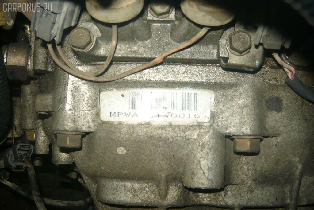 КПП автоматическая HONDA INSPIRE CC2 G25A. Фото 3