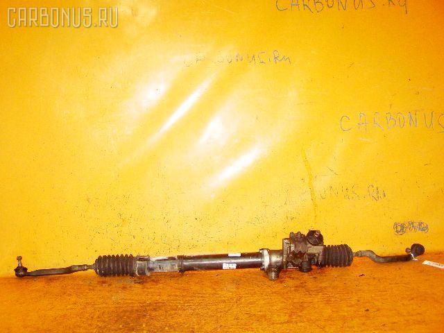Рулевая рейка HONDA ASCOT CE4 G20A. Фото 2