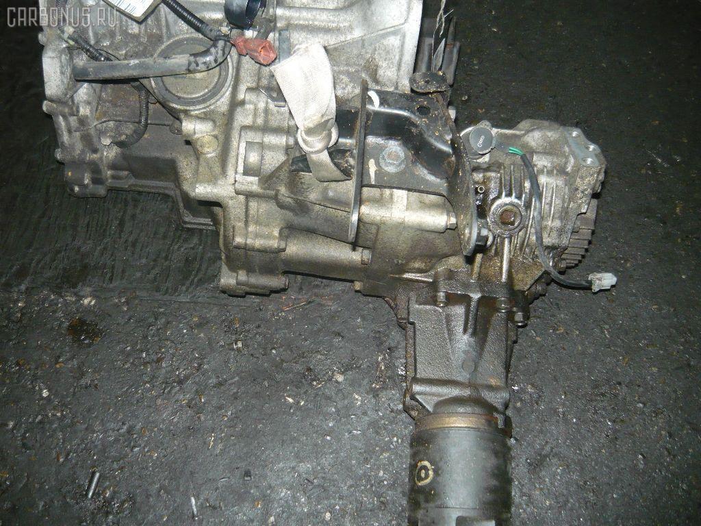 КПП автоматическая NISSAN SUNNY FNB15 QG15DE. Фото 3