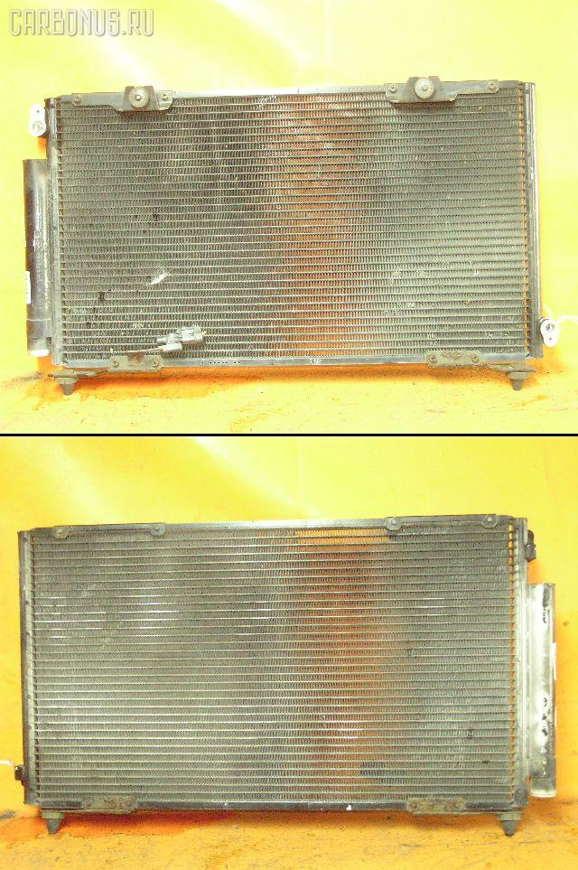 Радиатор кондиционера TOYOTA CALDINA ST210G 3S-FE. Фото 7