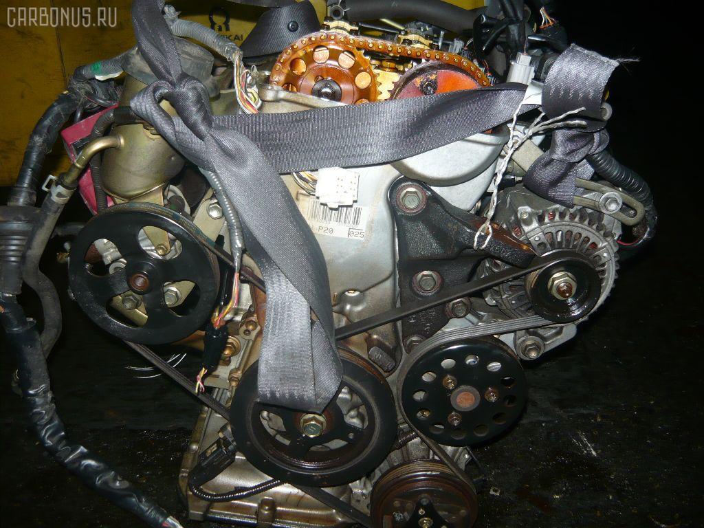 Двигатель TOYOTA PLATZ NCP16 2NZ-FE. Фото 1