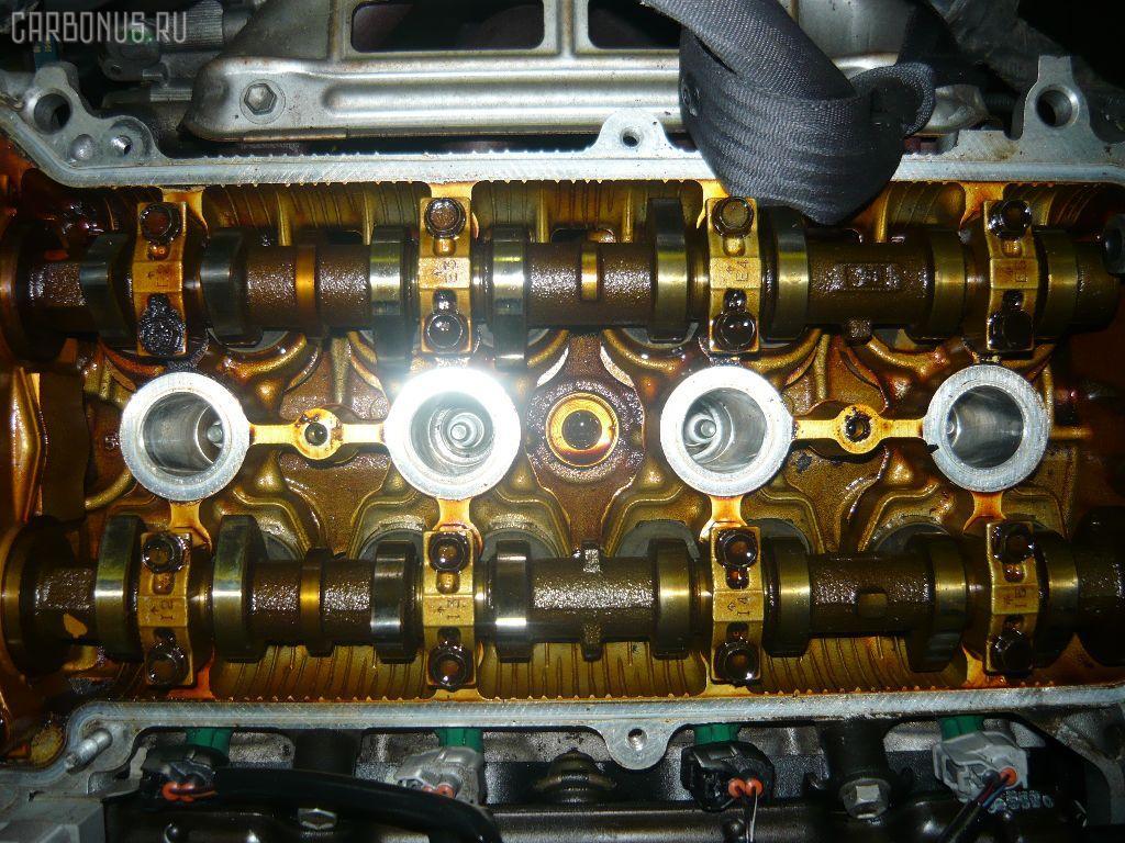 Двигатель TOYOTA PLATZ NCP16 2NZ-FE. Фото 2