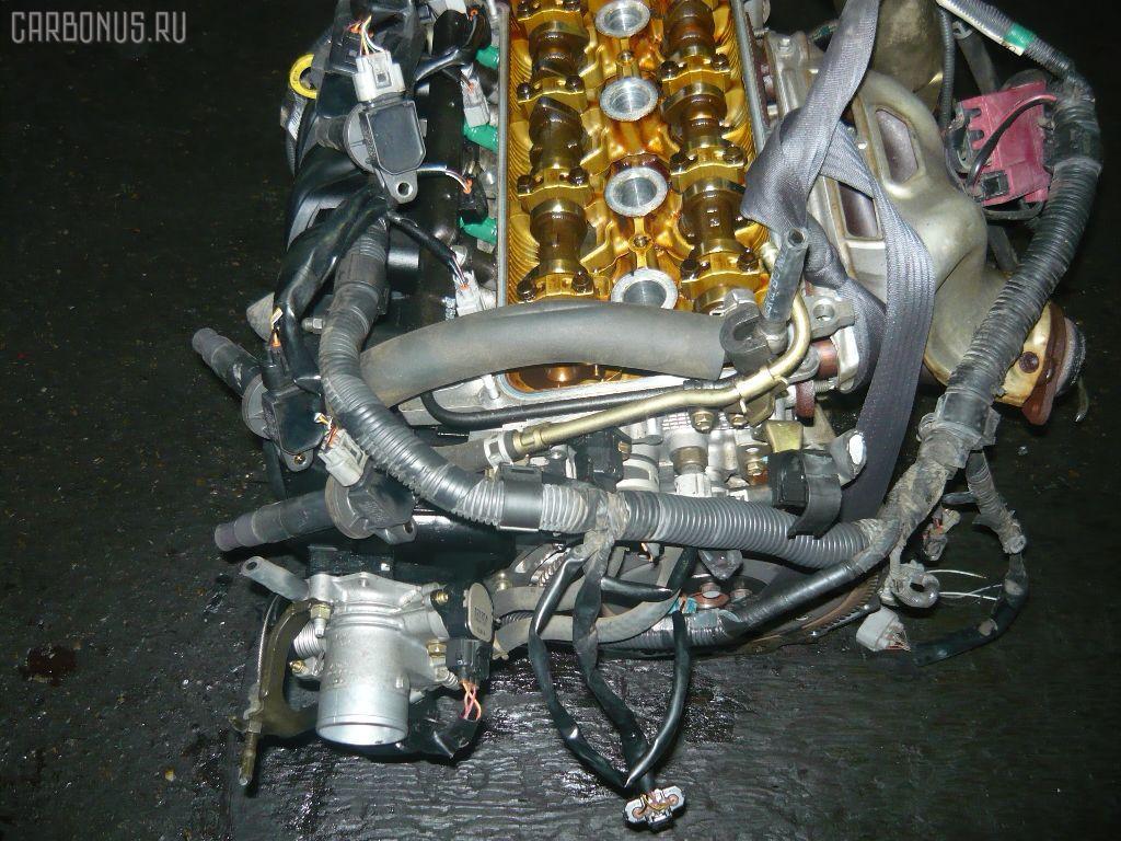 Двигатель TOYOTA PLATZ NCP16 2NZ-FE. Фото 5