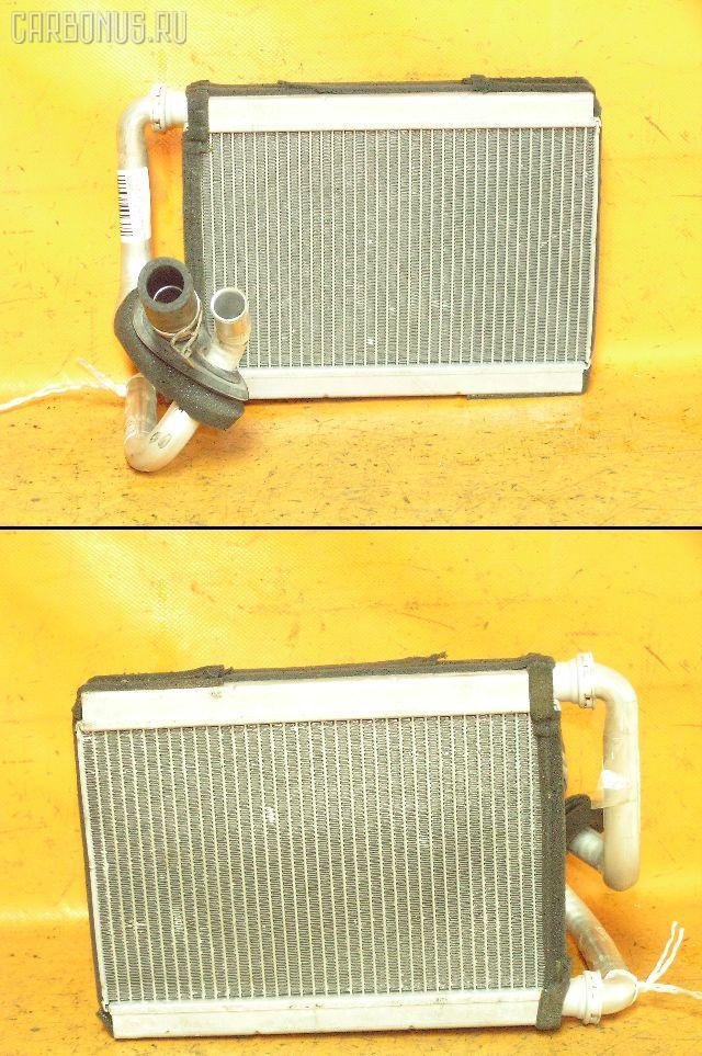 Радиатор печки TOYOTA VITZ SCP10 1SZ-FE. Фото 11