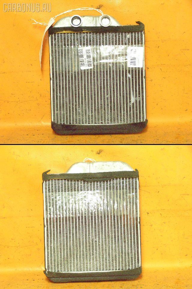 Радиатор печки TOYOTA CORONA PREMIO ST210 3S-FSE. Фото 1