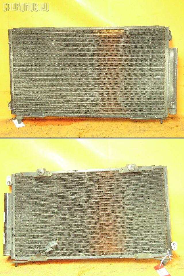 Радиатор кондиционера TOYOTA CALDINA ST210G 3S-FE. Фото 8