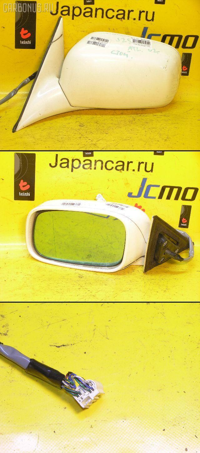 Зеркало двери боковой TOYOTA CROWN JZS175. Фото 4