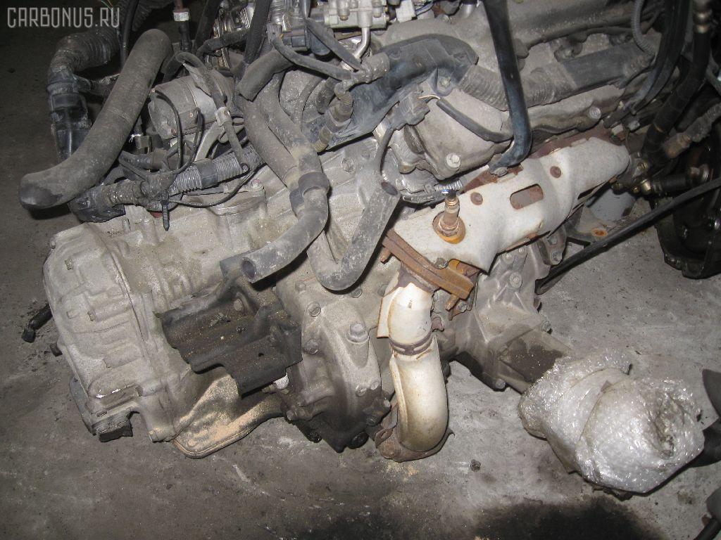 КПП автоматическая TOYOTA MARK II QUALIS MCV25W 2MZ-FE. Фото 2